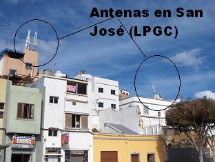 15 FALLECIDOS CERCA DE LAS ANTENAS DEL BARRIO DE SAN JOSÉ