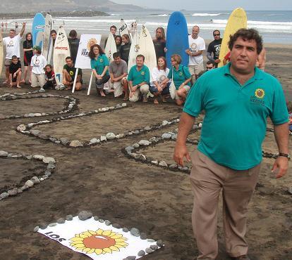 Los Verdes propone declarar la capital como ´ciudad surfera