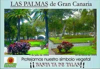 PALMERICIDIOS EN LAS PALMAS DE GRAN CANARIA